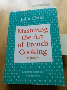 Kochbuch 1: Julia Child